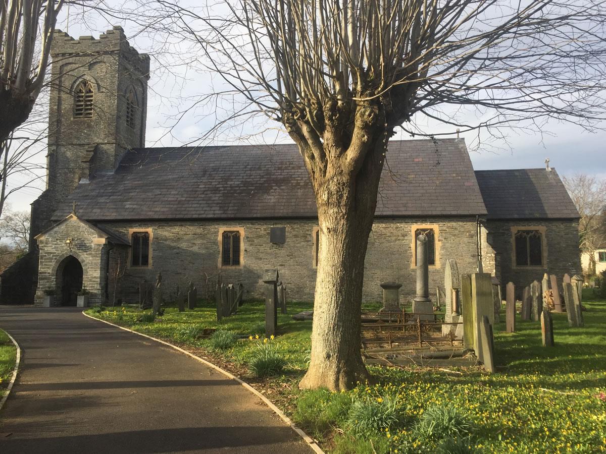Holy Trinity Church, Newcastle Emlyn